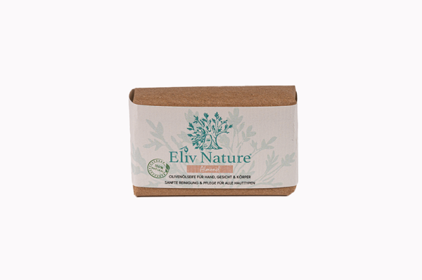Naturseife Almond Mandel ElivNature